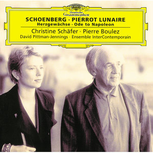 Pierre Boulez,Ensemble Intercontemporain,Christine Schäfer 歌手頭像