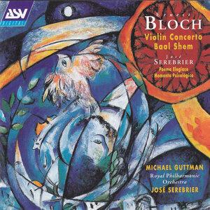 José Serebrier,Royal Philharmonic Orchestra,Michael Guttman 歌手頭像