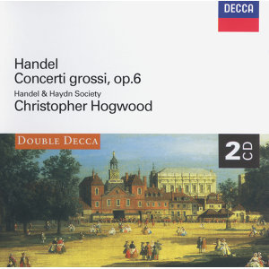Christopher Hogwood,Handel and Haydn Society 歌手頭像
