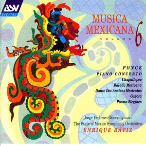 Enrique Bátiz,Jorge Federico Osorio,The State of Mexico Symphony Orchestra 歌手頭像
