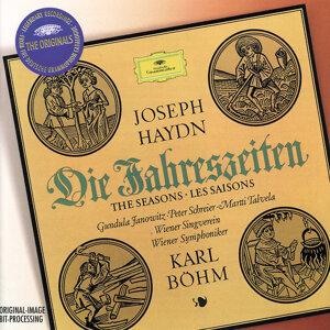 Karl Böhm,Wiener Symphoniker 歌手頭像