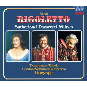 Sherrill Milnes,Luciano Pavarotti,Dame Joan Sutherland,Richard Bonynge,London Symphony Orchestra 歌手頭像