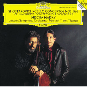 Michael Tilson Thomas,Mischa Maisky,London Symphony Orchestra