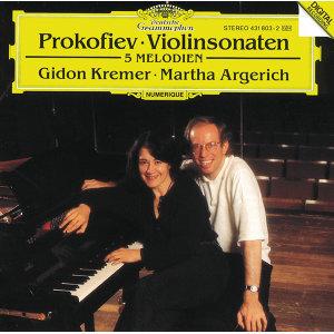 Gidon Kremer,Martha Argerich 歌手頭像