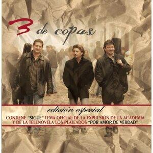 Tres de Copas 歌手頭像