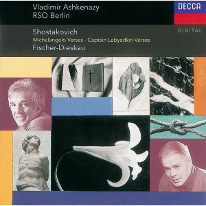 Dietrich Fischer-Dieskau,Radio-Symphonie-Orchester Berlin,Vladimir Ashkenazy 歌手頭像