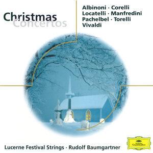 Festival Strings Lucerne,Eduard Kaufmann,Wolfgang Schneiderhan,Rudolf Baumgartner 歌手頭像