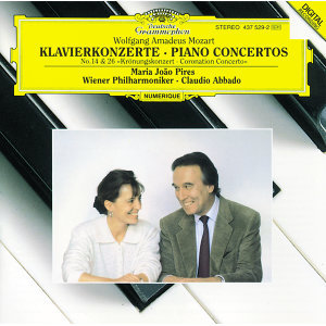 Claudio Abbado,Maria João Pires,Wiener Philharmoniker 歌手頭像