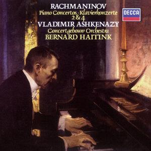 Vladimir Ashkenazy,Bernard Haitink,Royal Concertgebouw Orchestra