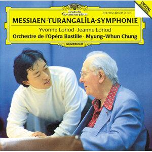 Orchestre De La Bastille,Myung-Whun Chung,Yvonne Loriod,Jeanne Loriod 歌手頭像