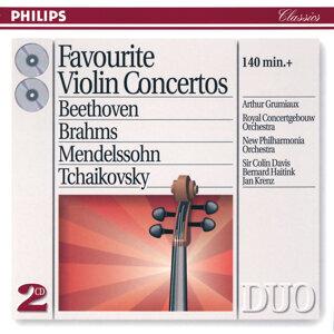 Bernard Haitink,New Philharmonia Orchestra,Arthur Grumiaux,Jan Krenz,Sir Colin Davis,Royal Concertgebouw Orchestra 歌手頭像