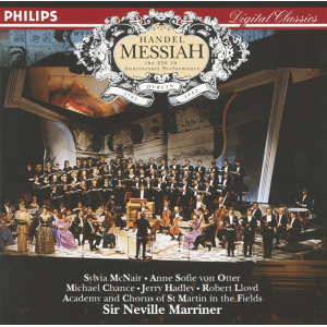 Sir Neville Marriner,Jerry Hadley,Michael Chance,Academy of St. Martin  in  the Fields Chorus,Academy of St. Martin in the Fields,Robert Lloyd,Sylvia McNair,Anne Sofie von Otter 歌手頭像