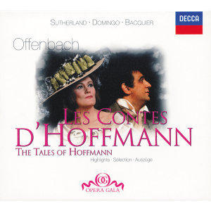 Richard Bonynge,Plácido Domingo,Dame Joan Sutherland,Gabriel Bacquier,L'Orchestre de la Suisse Romande 歌手頭像