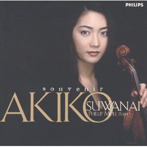 Akiko Suwanai,Phillip Moll 歌手頭像