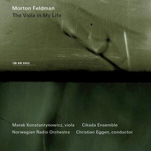 Christian Eggen,Cikada Ensemble,Norwegian Radio Orchestra,Marek Konstantynowicz 歌手頭像