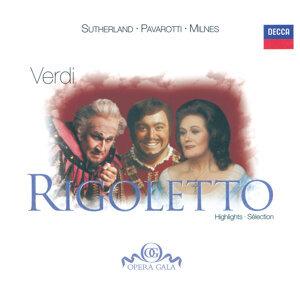 Sherrill Milnes,London Symphony Orchestra,Richard Bonynge,Luciano Pavarotti,Ambrosian Opera Chorus,Dame Joan Sutherland 歌手頭像