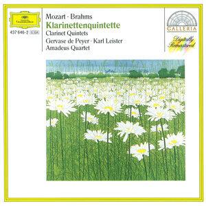 Gervase de Peyer,Amadeus Quartet,Karl Leister 歌手頭像