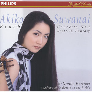 Sir Neville Marriner,Akiko Suwanai,Academy of St. Martin in the Fields 歌手頭像