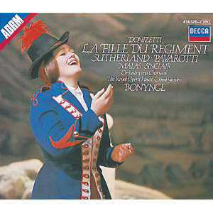 Richard Bonynge,Chorus of the Royal Opera House, Covent Garden,Monica Sinclair,Dame Joan Sutherland,Luciano Pavarotti,Spiro Malas,Orchestra of the Royal Opera House, Covent Garden 歌手頭像