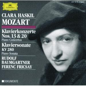 Ferenc Fricsay,Rudolf Baumgartner,RIAS Symphony Orchestra Berlin,Festival Strings Lucerne,Clara Haskil 歌手頭像