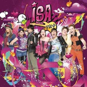 ISA TK+ 歌手頭像