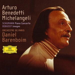 Arturo Benedetti Michelangeli,Daniel Barenboim,Orchestre de Paris 歌手頭像