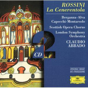 London Symphony Orchestra,Luigi Alva,Paolo Montarsolo,Renato Capecchi,Claudio Abbado,Teresa Berganza 歌手頭像