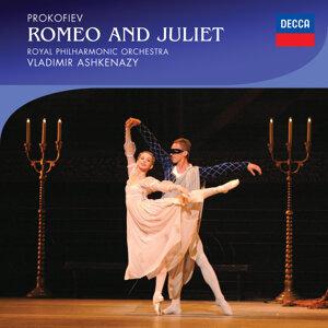 Royal Philharmonic Orchestra,Vladimir Ashkenazy 歌手頭像