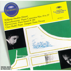 Berliner Philharmoniker,Ferenc Fricsay,Bayerisches Staatsopernorchester,Clara Haskil 歌手頭像