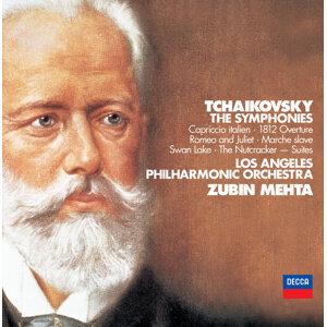 Israel Philharmonic Orchestra,Los Angeles Philharmonic,Zubin Mehta 歌手頭像
