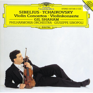 Gil Shaham,Philharmonia Orchestra,Giuseppe Sinopoli 歌手頭像