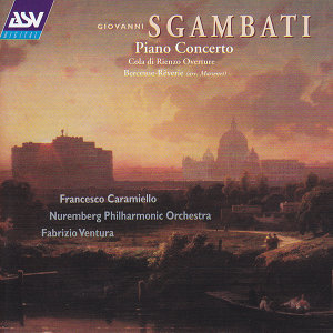 Francesco Caramiello,Fabrizio Ventura,Nuremberg Philharmonic Orchestra 歌手頭像