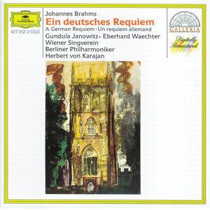 Reinhold Schmidt,Wolfgang Meyer,Eberhard Wächter,Berliner Philharmoniker,Herbert von Karajan,Wiener Singverein,Gundula Janowitz 歌手頭像