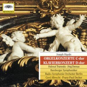 Radio-Symphonie-Orchester Berlin,Jörg Demus,Franz-Paul Decker,Gerd Albrecht,Helmut Tramnitz,Bamberger Symphoniker 歌手頭像