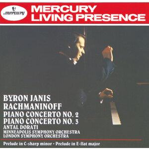 Antal Doráti,London Symphony Orchestra,Minneapolis Symphony Orchestra,Byron Janis 歌手頭像