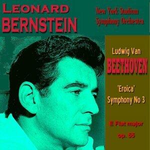 Leonard Bernstein,New York Stadium Symphony Orchestra 歌手頭像