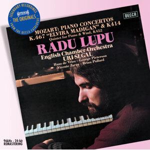 Uri Segal,Radu Lupu,English Chamber Orchestra 歌手頭像