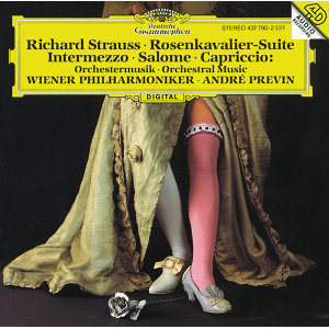 Wiener Philharmoniker,André Previn 歌手頭像