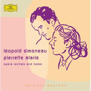 Léopold Simoneau,Pierrette Alarie 歌手頭像