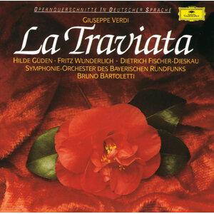 Bruno Bartoletti,Symphonieorchester des Bayerischen Rundfunks
