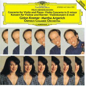 Martha Argerich,Orpheus Chamber Orchestra,Gidon Kremer 歌手頭像