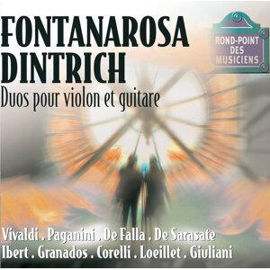 Michel Dintrich,Patrice Fontanarosa 歌手頭像