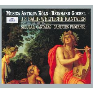 Christoph Genz,Axel Köhler,Reinhard Goebel,Musica Antiqua Köln,Dorothea Röschmann 歌手頭像