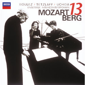 Pierre Boulez,Christian Tetzlaff,Ensemble Intercontemporain,Mitsuko Uchida 歌手頭像