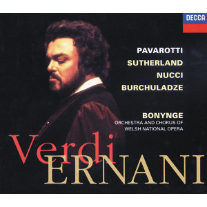 Paata Burchuladze,Chorus of the Welsh National Opera,Richard Bonynge,Andrew Greenwood,Leo Nucci,Luciano Pavarotti,Orchestra of the Welsh National Opera,John Fisher,Dame Joan Sutherland 歌手頭像