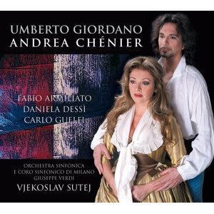 Daniela Dessi,Fabio Armiliato,Vjekoslav Sutej,Orchestra Sinfonica di Milano Giuseppe Verdi 歌手頭像
