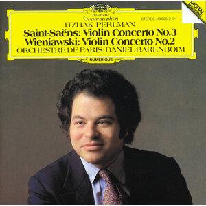 Orchestre de Paris,Daniel Barenboim,Itzhak Perlman 歌手頭像