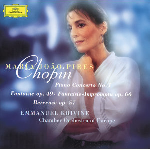 Maria João Pires,Emmanuel Krivine,Chamber Orchestra of Europe 歌手頭像