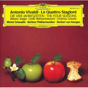 Berliner Philharmoniker,Michel Schwalbé,Herbert von Karajan 歌手頭像