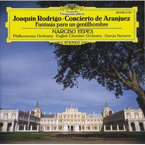English Chamber Orchestra,Narciso Yepes,García Navarro,Philharmonia Orchestra 歌手頭像